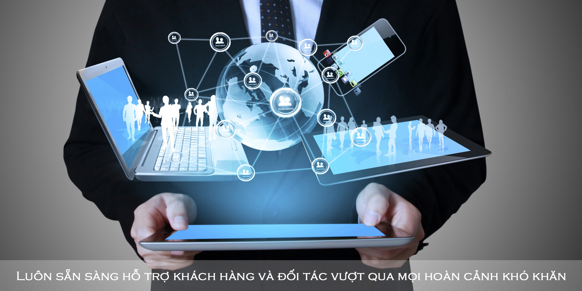 Dịch vụ marketing trọn gói giải pháp chiến lược dài hạn cho Doanh Nghiệp